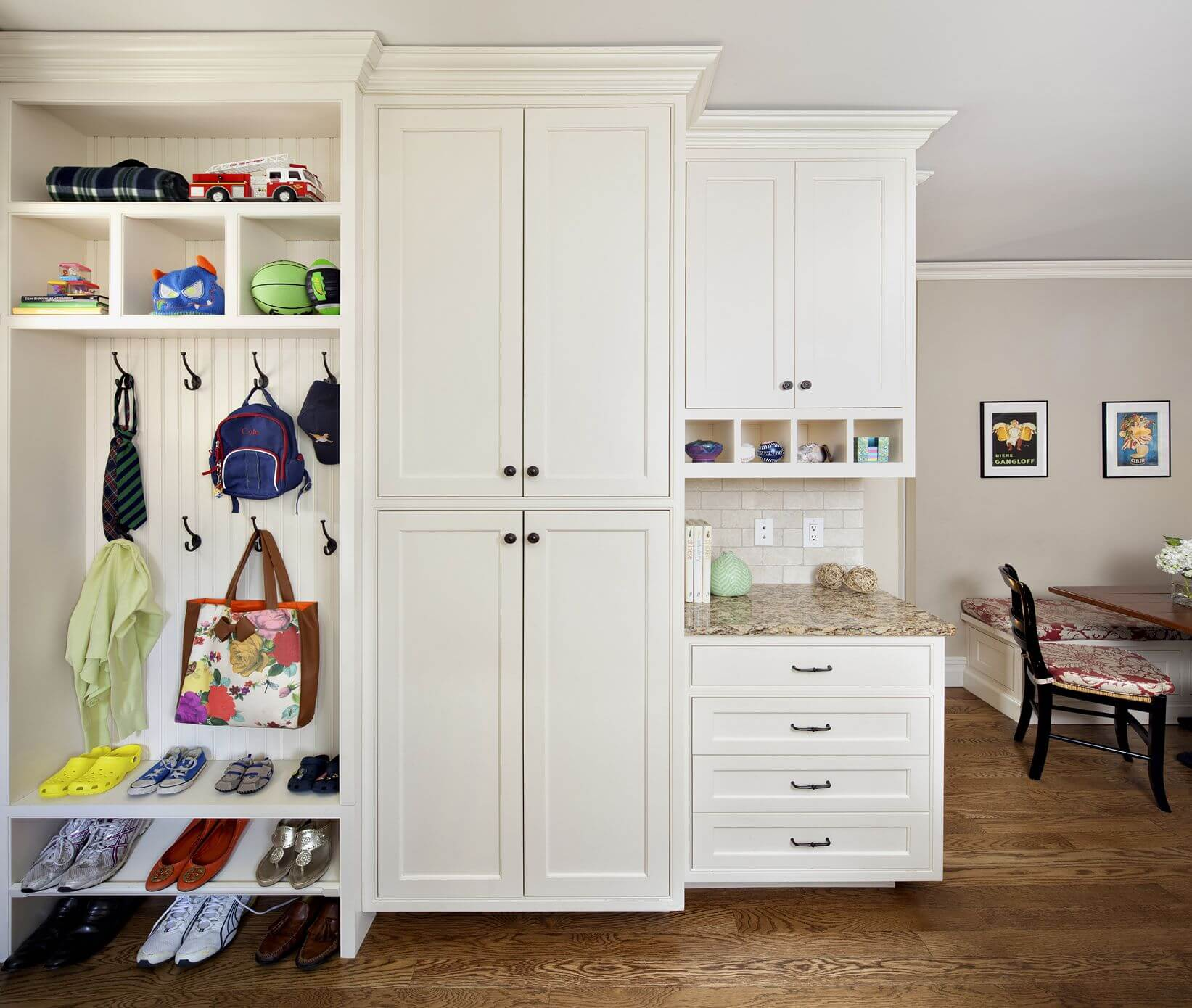 Mudroom Installer Rhode Island MA