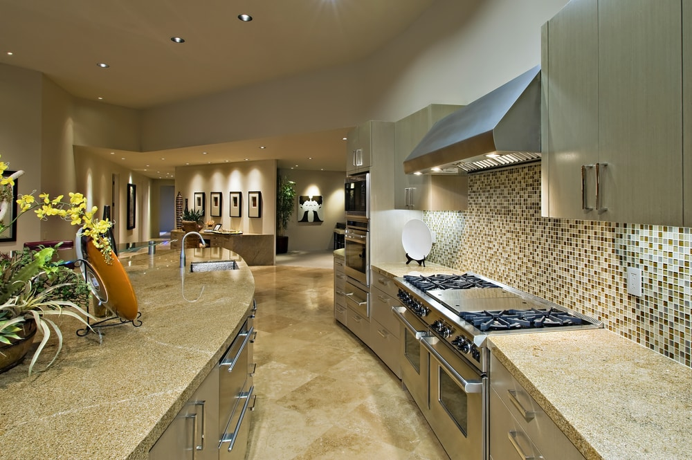 RI Kitchen Backsplash